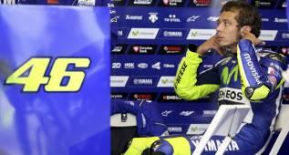 """Rossi: """"Hemos entrado en un bache desde Mugello"""""""
