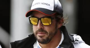 """Alonso: """"El test en Silverstone fue un impulso para el equipo"""""""