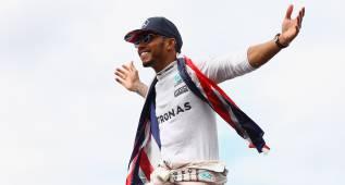 """Hamilton: """"Tengo mucha confianza para Hungría"""""""