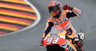 Honda presume de Márquez y de equipo, pero aún no se fía