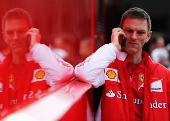 James Allison, cerca de abandonar Ferrari
