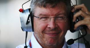 Ross Brawn dice 'no' a ser asesor técnico de Ferrari