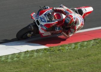 Ducati manda otra vez y Stoner demuestra que está para correr