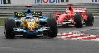 La tuerca que no quiso que Alonso fuera Senna