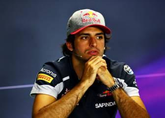 Sainz anuncia mejoras en Toro Rosso para Alemania