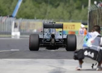 Mercedes domina en los libres y Alonso es séptimo