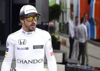 """Alonso: """"Ojalá los Mercedes tengan menos ventaja aquí"""""""