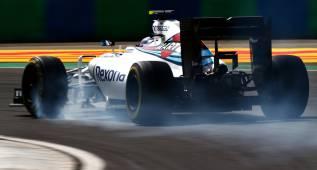 Williams veta la elección de neumáticos prevista en 2017