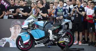 """Edu Perales: """"Nos reconforta el informe técnico de MotoGP"""""""