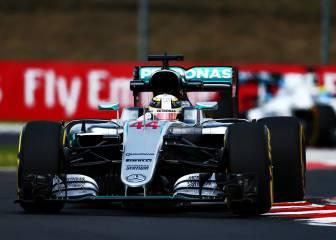 Clasificación GP de Hungría 2016 en el circuito de Hungaroring
