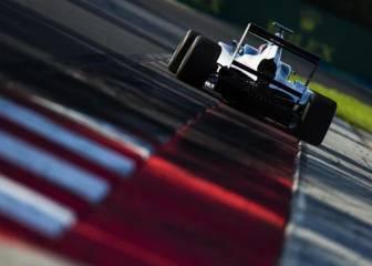 El 'piano de halcón' quita 34 tiempos en GP3