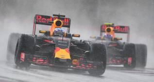 Sin sanción para los Red Bull, que no llegaron al 107% en Q1