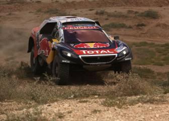 Cyril Despres consigue su primer triunfo en coches