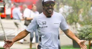 """Fernando Alonso: """"Ha sido el mejor fin de semana del año"""""""