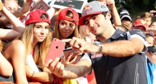 """Sainz: """"Los McLaren salen muy bien y Alonso es un reloj"""""""
