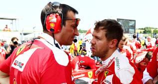 Vettel se pone del lado de Raikkonen contra Verstappen