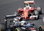 Alonso, cerca de Ferrari y Red Bull, pero doblado otra vez