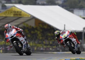 Ducati anima a Lorenzo: