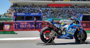 """Suzuki apostó por Rins porque """"estará en el Top de MotoGP"""""""