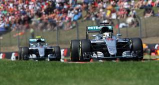 Mercedes cree que el título lo decidirán los abandonos