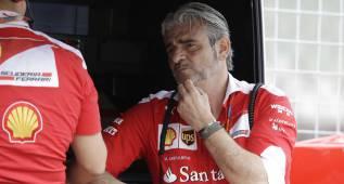 "Arrivabene y Ferrari estallan: ""¡Dejadnos trabajar en paz!"""