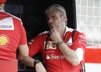 Arrivabene y Ferrari estallan: