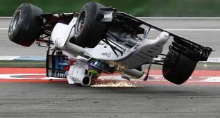 Massa vuelve a Alemania, lugar del impactante choque de 2014