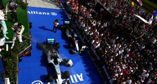 Ningún circuito se le resiste a Mercedes en la era de los V6