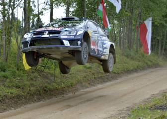 Ogier quiere reencontrarse con el triunfo en Finlandia