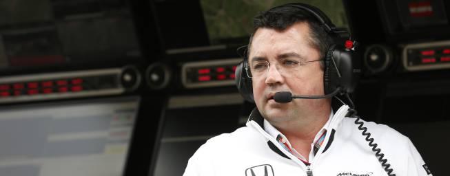 """Boullier: """"McLaren tiene el tercer mejor chasis de la F1"""""""