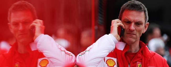 Terremoto en Ferrari: Allison deja de ser su director técnico