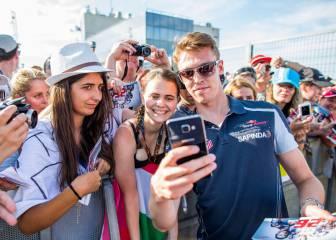 Kvyat no seguirá en Toro Rosso y Gasly suena como su relevo