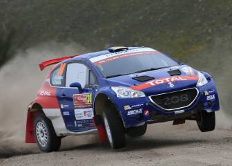 Tampoco 'Cohete' Suárez correrá en el Rally de Finlandia