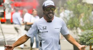 """Alonso se reencuentra: """"He vuelto a mi mejor nivel"""""""