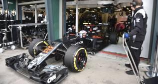 Button confirma que la mejora de Honda llegará en Bélgica