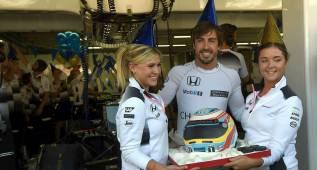 Fernando Alonso, 35 años entre la retirada y el tercer título