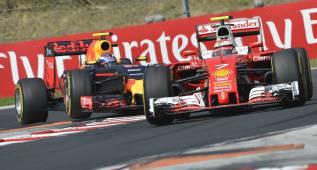 "La FIA apoya a Verstappen ante Kimi: ""Fue firme pero justo"""
