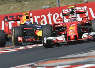 La FIA apoya a Verstappen ante Kimi: