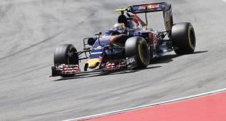 Funcionan las mejoras en el Toro Rosso pero el coche es lento