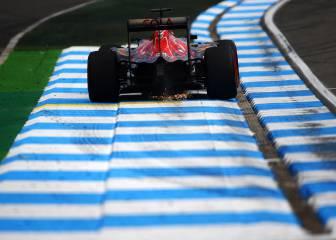 Sainz: tres puestos por una queja de Felipe Massa