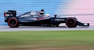 McLaren: Alonso y Button, los dos más lentos en Alemania