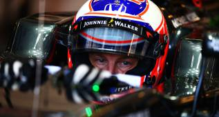 """Button: """"Siempre es agradable estar por delante de Alonso"""""""