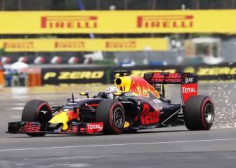 Red Bull supera a Ferrari y ya mira a Mercedes