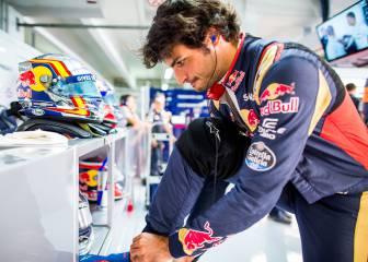 """Sainz: """"Vemos que el coche cada vez da para menos"""""""