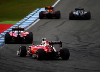 Ferrari localiza el problema: falta carga aerodinámica