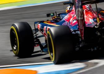 Duelos por compañeros: Sainz arrasa y Button gana a Alonso
