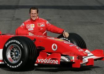 Las fórmulas dan 11 títulos a Michael Schumacher