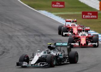 Mercedes pide más lucha a Ferrari: