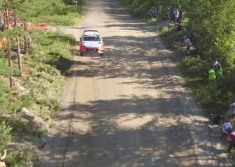 Drones en el Mundial de rallys: más baratos que el helicóptero