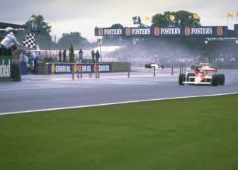 Mercedes está a la altura de McLaren 88 y Ferrari 04